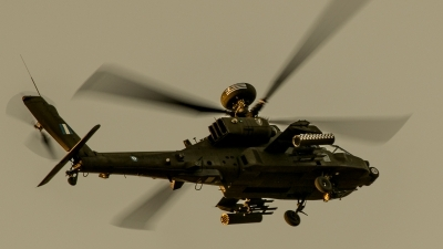 Photo ID 213531 by John Pitsakis. Greece Army Boeing AH 64DHA Apache Longbow, ES1026