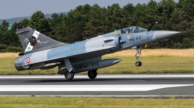 Photo ID 212291 by Mathias Grägel - GME-AirFoto. France Air Force Dassault Mirage 2000C, 120