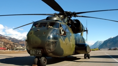 Photo ID 212309 by Sven Zimmermann. Germany Army Sikorsky CH 53G S 65, 84 72