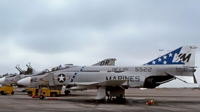Photo ID 212310 by Gerrit Kok Collection. USA Marines McDonnell Douglas F 4J Phantom II, 155522