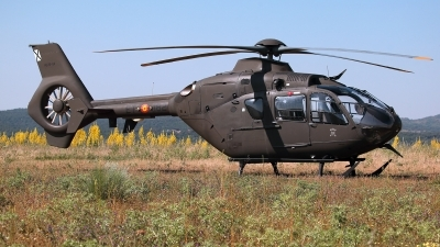 Photo ID 212314 by Carl Brent. Spain Army Eurocopter EC 135T2, HE 26 04