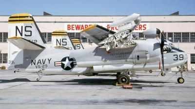 Photo ID 212329 by James Winfree III Slide Collection. USA Navy Grumman S 2F Tracker G 89 S2F 1S1, 136712