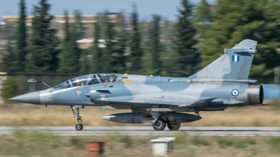 Photo ID 212559 by John Pitsakis. Greece Air Force Dassault Mirage 2000 5BG, 509