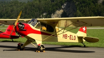 Photo ID 212332 by Sven Zimmermann. Private Private Piper L 4J Cup J 3C 65D, HB ELO