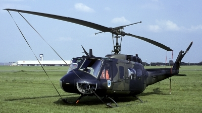 Photo ID 212399 by Joop de Groot. Germany Air Force Bell UH 1D Iroquois 205, 71 74