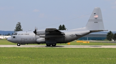 Photo ID 212421 by Milos Ruza. USA Air Force Lockheed C 130H Hercules L 382, 74 2061