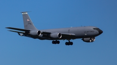Photo ID 212655 by Adrian Stürmer. USA Air Force Boeing KC 135R Stratotanker 717 100, 58 0098