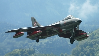 Photo ID 212626 by Sven Zimmermann. Private Air Vampires SA Hawker Hunter F58, HB RVU