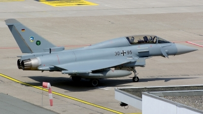 Photo ID 212472 by Günther Feniuk. Germany Air Force Eurofighter EF 2000 Typhoon T, 30 95