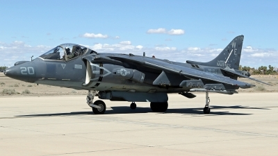 Photo ID 212484 by Richard de Groot. USA Marines McDonnell Douglas AV 8B Harrier II, 163883