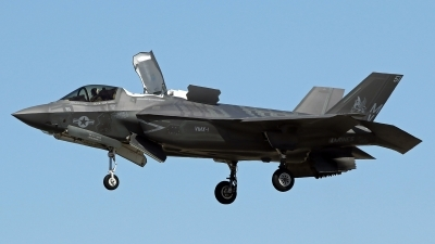 Photo ID 212483 by Richard de Groot. USA Marines Lockheed Martin F 35B Lightning II, 168311