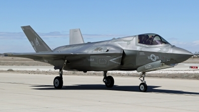 Photo ID 212482 by Richard de Groot. USA Marines Lockheed Martin F 35B Lightning II, 168311