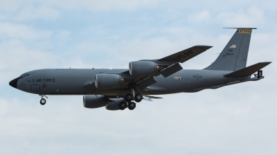 Photo ID 213311 by Doug MacDonald. USA Air Force Boeing KC 135R Stratotanker 717 100, 63 8004