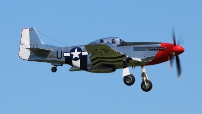 Photo ID 212571 by Ludwig Isch. Private Private North American P 51D Mustang, D FPSI