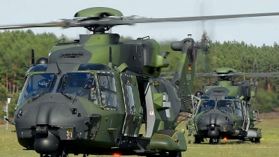 Photo ID 212609 by Nils Berwing. Germany Army NHI NH 90TTH, 78 25