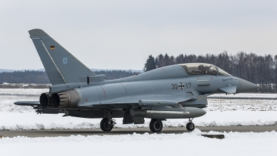 Photo ID 212625 by Jan Philipp. Germany Air Force Eurofighter EF 2000 Typhoon T, 30 17