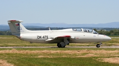 Photo ID 212637 by Milos Ruza. Private Czech Jet Team Aero L 29 Delfin, OK ATS