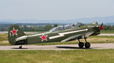 Photo ID 212639 by Milos Ruza. Private Private Nanchang CJ 5A, OO IAK