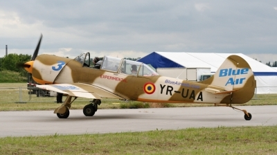 Photo ID 212648 by Milos Ruza. Private Private Yakovlev Aerostar Yak 52TW, YR UAA