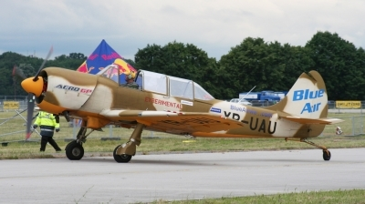 Photo ID 212649 by Milos Ruza. Private Private Yakovlev Aerostar Yak 52TW, YR UAU