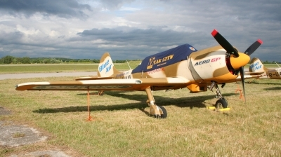 Photo ID 212650 by Milos Ruza. Private Private Yakovlev Aerostar Yak 52TW, YR UAU