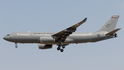 Photo ID 212678 by F. Javier Sánchez Gómez. Singapore Air Force Airbus A330 243MRTT, MRTT033