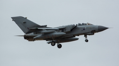 Photo ID 212691 by Doug MacDonald. UK Air Force Panavia Tornado GR4, ZA543