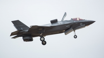 Photo ID 212682 by Doug MacDonald. UK Air Force Lockheed Martin F 35B Lightning II, ZM147