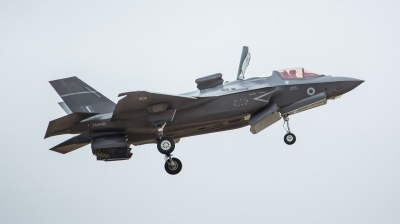 Photo ID 212681 by Doug MacDonald. UK Air Force Lockheed Martin F 35B Lightning II, ZM148