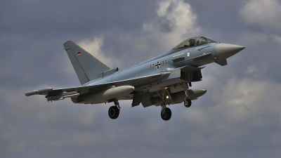 Photo ID 212717 by Frank Kloppenburg. Germany Air Force Eurofighter EF 2000 Typhoon S, 30 33