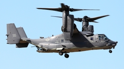 Photo ID 212727 by Carl Brent. USA Air Force Bell Boeing CV 22B Osprey, 11 0058