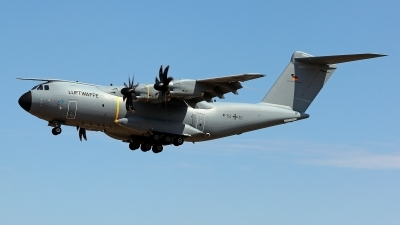 Photo ID 212728 by Carl Brent. Germany Air Force Airbus A400M Atlas, 54 10