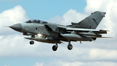 Photo ID 212730 by Carl Brent. UK Air Force Panavia Tornado GR4, ZA588