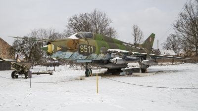 Photo ID 212967 by Jan Philipp. Poland Air Force Sukhoi Su 22M4 Fitter K, 8511