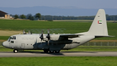 Photo ID 212776 by Sven Zimmermann. United Arab Emirates Air Force Lockheed C 130H Hercules L 382, 1213