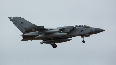Photo ID 212787 by Doug MacDonald. UK Air Force Panavia Tornado GR1A, ZG775