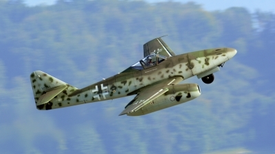Photo ID 212792 by Sven Zimmermann. Private Messerschmitt Stiftung Messerschmitt Me 262A B 1c, D IMTT