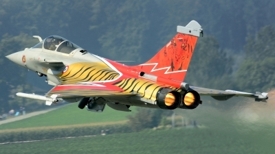 Photo ID 212793 by Sven Zimmermann. France Air Force Dassault Rafale C, 142