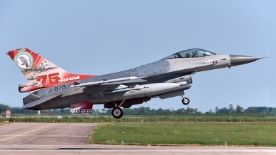 Photo ID 212757 by Lieuwe Hofstra. Netherlands Air Force General Dynamics F 16AM Fighting Falcon, J 879