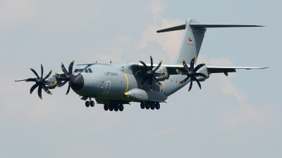 Photo ID 212767 by Michael Frische. Germany Air Force Airbus A400M Atlas, 54 17