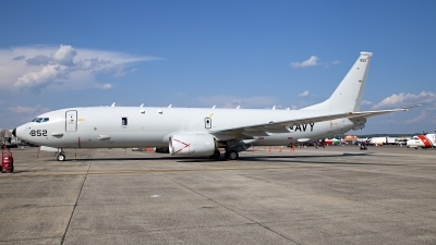 Photo ID 212774 by Radim Koblizka. USA Navy Boeing P 8A Poseidon 737 800ERX, 168852