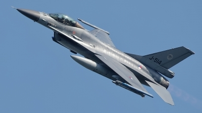 Photo ID 212782 by Rainer Mueller. Netherlands Air Force General Dynamics F 16AM Fighting Falcon, J 514