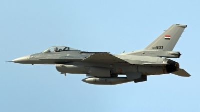Photo ID 212841 by Richard de Groot. Iraq Air Force General Dynamics F 16C Fighting Falcon, 1633