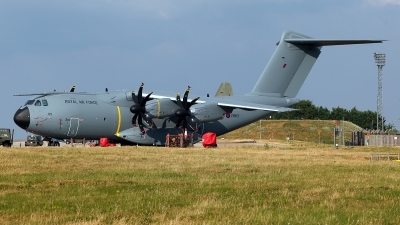 Photo ID 212805 by Carl Brent. UK Air Force Airbus Atlas C1 A400M, ZM419