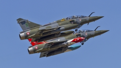 Photo ID 212828 by Craig Pelleymounter. France Air Force Dassault Mirage 2000D, 649
