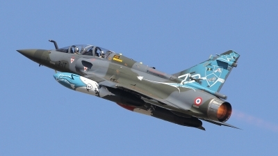 Photo ID 212807 by Paul Newbold. France Air Force Dassault Mirage 2000D, 624