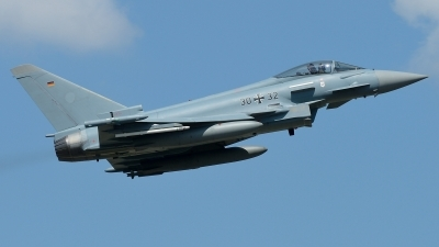 Photo ID 212833 by Klemens Hoevel. Germany Air Force Eurofighter EF 2000 Typhoon S, 30 32