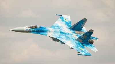 Photo ID 212991 by Philipp Jakob Schumacher. Ukraine Air Force Sukhoi Su 27P1M,