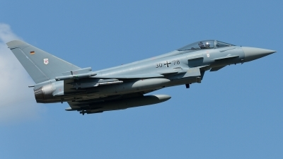 Photo ID 212855 by Klemens Hoevel. Germany Air Force Eurofighter EF 2000 Typhoon S, 30 78