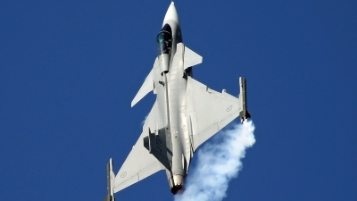 Photo ID 212858 by Richard de Groot. Sweden Air Force Saab JAS 39C Gripen, 39278